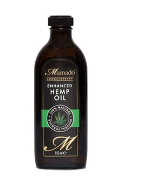 MAMADO AROMATHERAPY ENHANCED HEMP OIL 150ML - merry poppins beauty