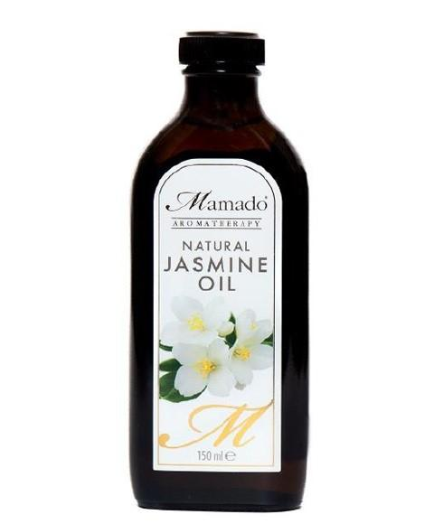 MAMADO AROMATHERAPY NATURAL JASMINE OIL 150ML - merry poppins beauty