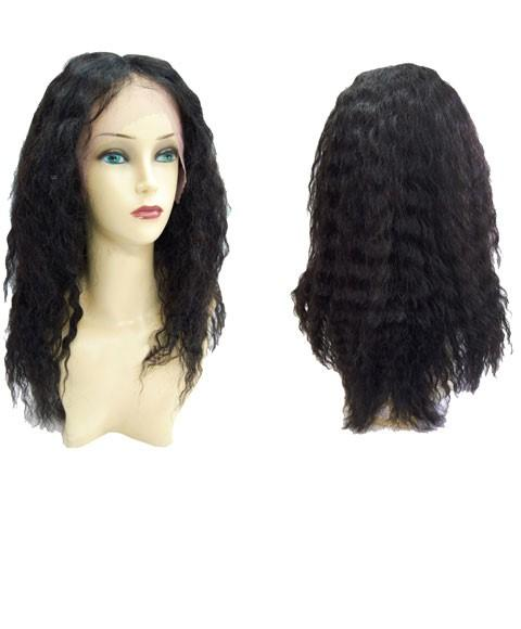RUSH BRAZILIAN GLAMOUR SWISS LACE WIG HH LEIA - merry poppins beauty