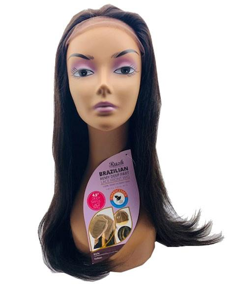 RUSH BRAZILIAN REMY DEEP PART HH SIMPLY STRAIGHT XL LACE FRONT WIG - merry poppins beauty