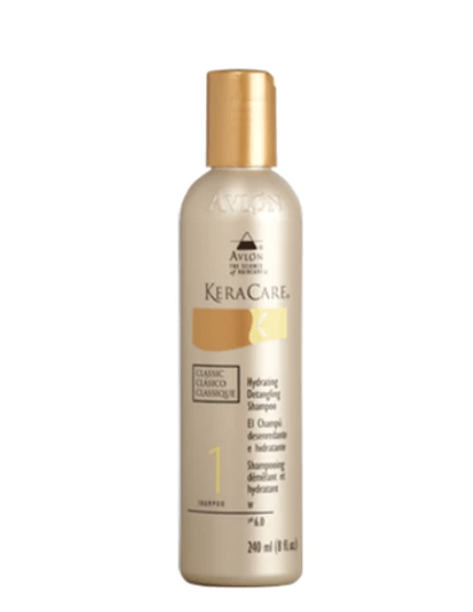 KERACARE - CLASSIC HYDRATING DETANGLING SHAMPOO - 8OZ - merry poppins beauty