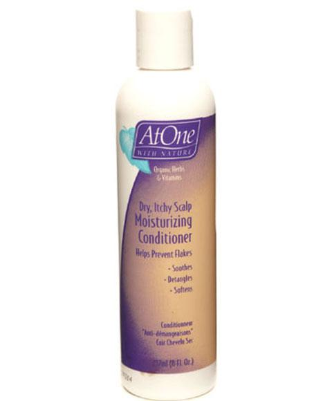 ATONE DRY ITCHY SCALP MOISTURIZING CONDITIONER 237ML - merry poppins beauty