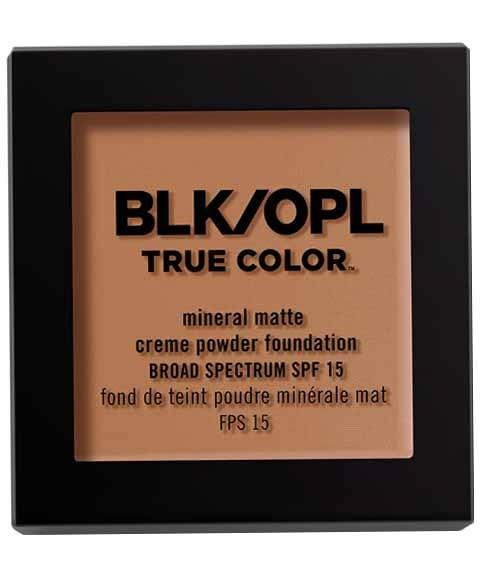 TRUE COLOR MINERAL MATTE CREME POWDER FOUNDATION - merry poppins beauty