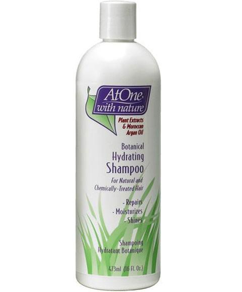 ATONE BOTANICAL HYDRATING SHAMPOO 16OZ - merry poppins beauty