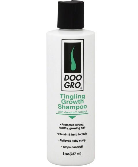 DOO GRO TINGLING GROWTH SHAMPOO 8OZ - merry poppins beauty