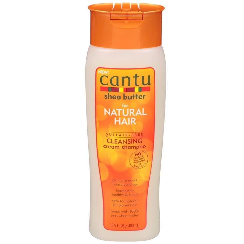 CANTU - SULFATE-FREE CLEANSING CREAM SHAMPOO - 13.5OZ - merry poppins beauty