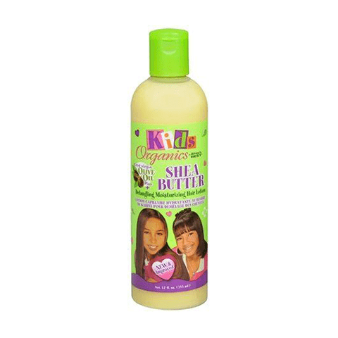 AFRICAS BEST - KIDS SHEA BUTTER DETANGLING MOISTURIZING HAIR LOTION - 12OZ - merry poppins beauty