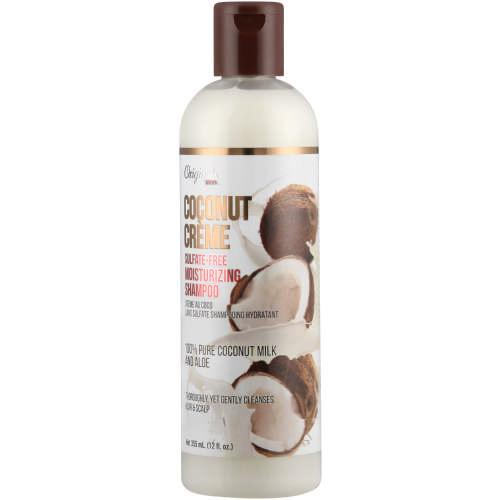 AFRICAS BEST - COCONUT CREME SULFATE-FREE MOISTURIZING SHAMPOO - 12OZ - merry poppins beauty