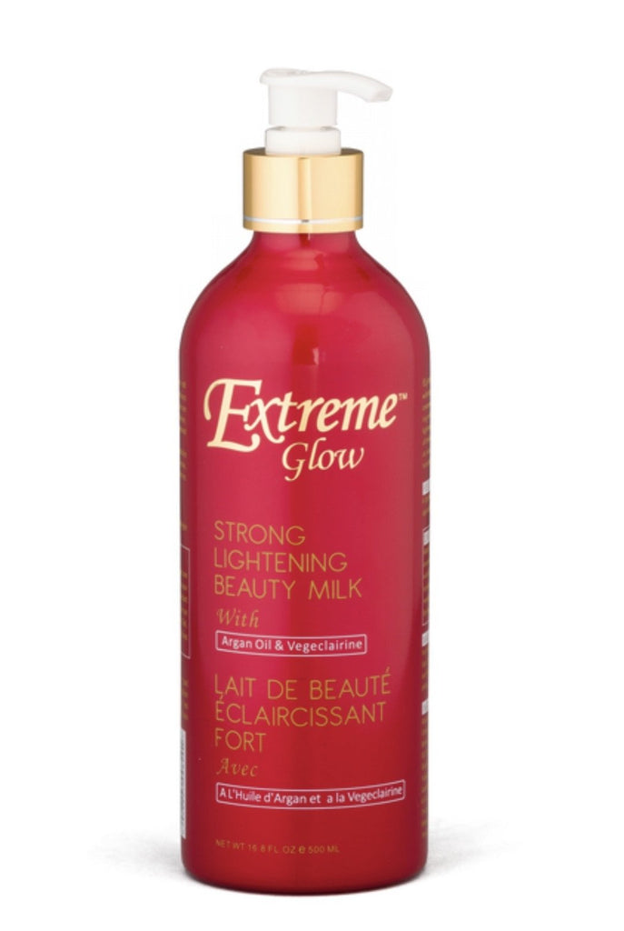 Extreme Glow Strong Lightening Beauty Milk 16oz - merry poppins beauty