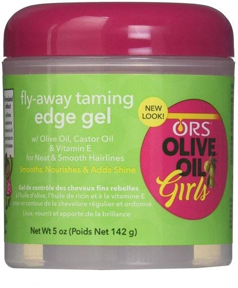 ORS Olive Oil Girls Fly Away Taming Gel 5oz - merry poppins beauty