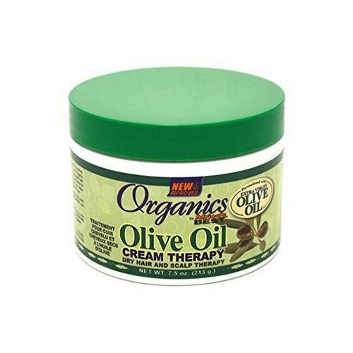 AFRICAS BEST - OLIVE OIL CREAM THERAPY - 7.5OZ - merry poppins beauty