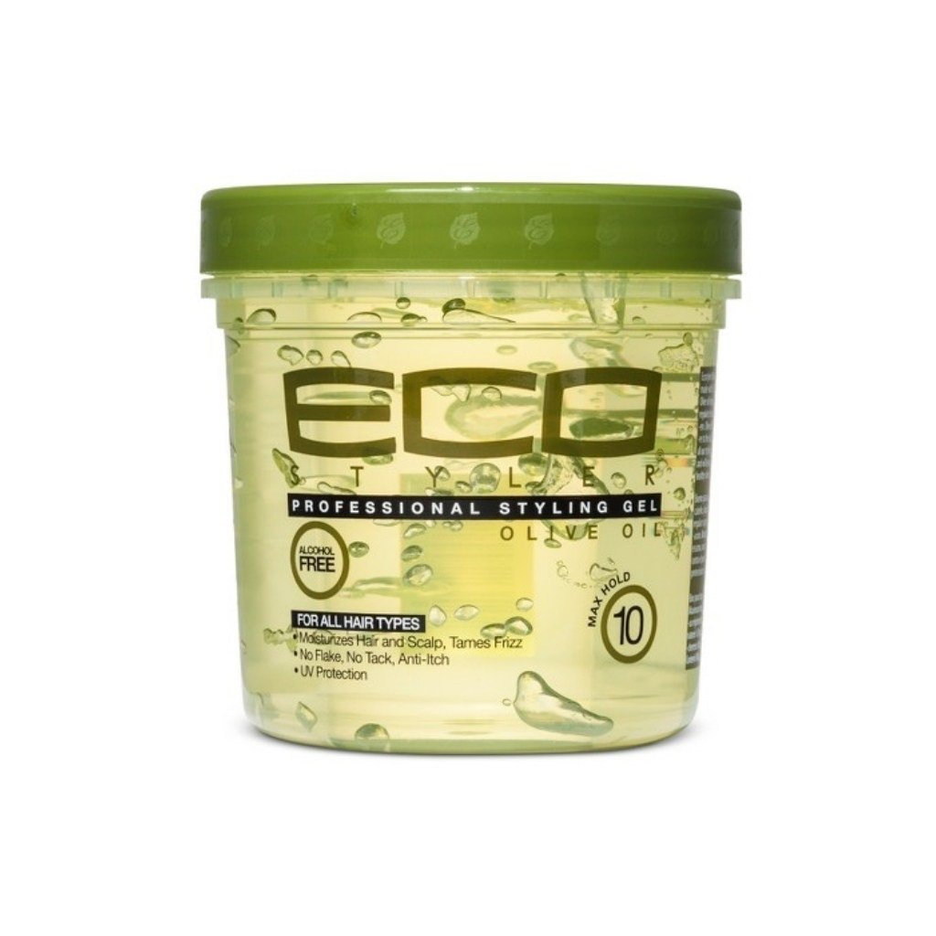 ECO STYLE - OLIVE OIL STYLING GEL - merry poppins beauty