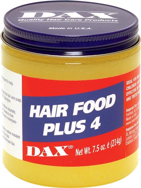 DAX HAIR FOOD PLUS 4 - merry poppins beauty
