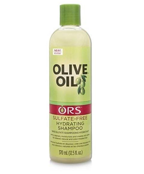ORS Olive Oil Sulfate Free Hydrating Shampoo 12.5oz - merry poppins beauty