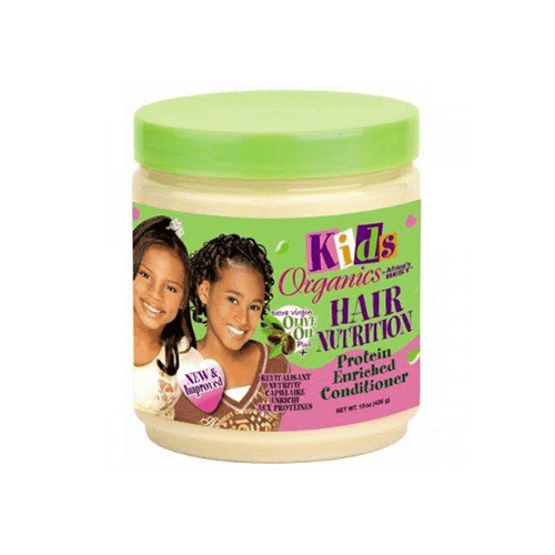 AFRICAS BEST - KIDS HAIR NUTRITION PROTEIN ENRICHED CONDITIONER - 15OZ - merry poppins beauty