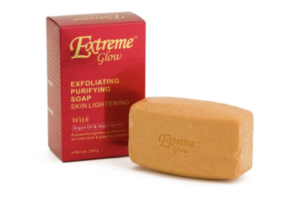 Extreme Glow Exfoliating Purifying Soap 7oz - merry poppins beauty