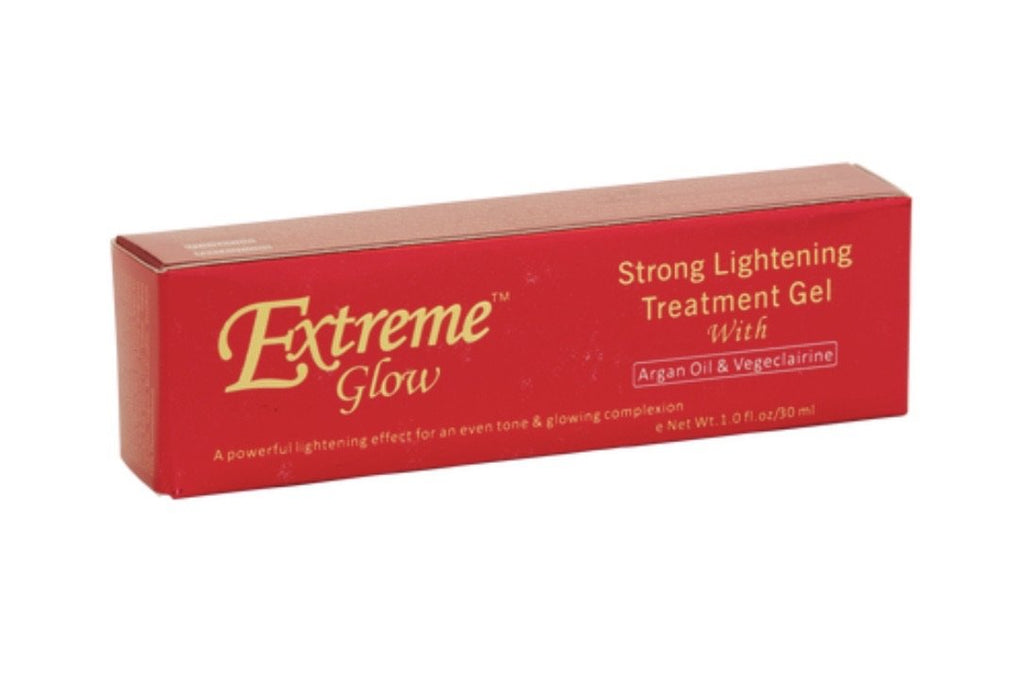 Extreme Glow Strong Lightening Treatment Gel 1 oz - merry poppins beauty