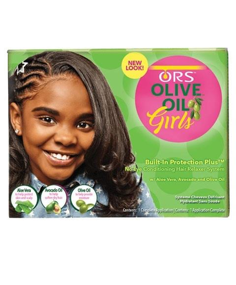 ORS Olive Oil Girls Relaxer - merry poppins beauty