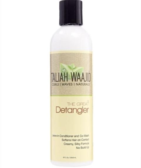 TALIAH WAAJID  BLACK EARTH THE GREAT DETANGLER  - merry poppins beauty
