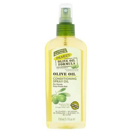 PALMERS - OLIVE OIL FORMULA CONDITIONING SPRAY OIL - 5.1OZ - merry poppins beauty