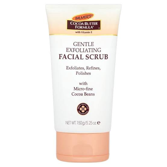 PALMERS GENTLE EXFOLIATING FACIAL SCRUB - merry poppins beauty
