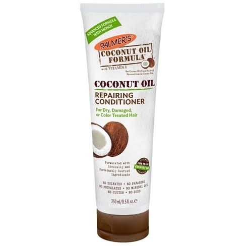 PALMERS - COCONUT OIL FORMULA REPAIRING CONDITIONER - 8.5OZ - merry poppins beauty
