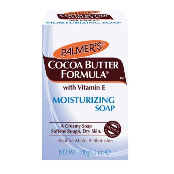 PALMERS COCOA BUTTER FORMULA WITH VITAMIN E MOISTURIZING SOAP - merry poppins beauty