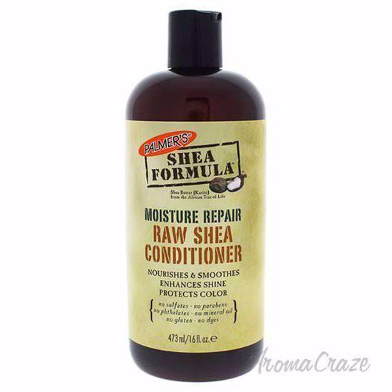 PALMERS - MOISTURE REPAIR RAW SHEA CONDITIONER - 16OZ - merry poppins beauty