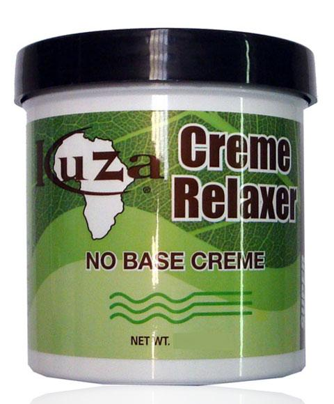 KUZA NO BASE CREME HAIR RELAXER 227G - merry poppins beauty