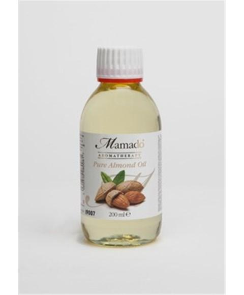 MAMADO AROMATHERAPY PURE ALMOND OIL 200ML - merry poppins beauty