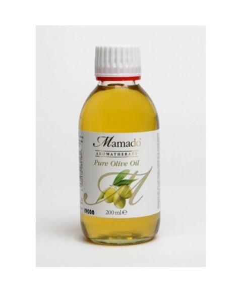 MAMADO AROMATHERAPY PURE OLIVE OIL 200ML - merry poppins beauty