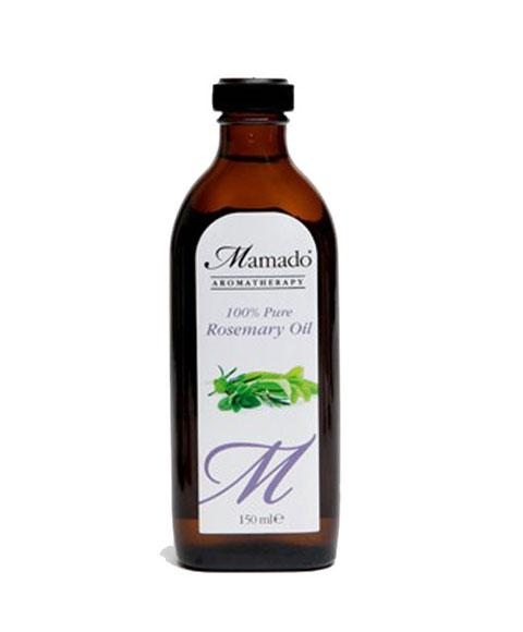 MAMADO AROMATHERAPY 100 PERCENT PURE ROSEMARY OIL 150ML - merry poppins beauty