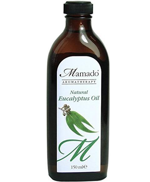 MAMADO AROMATHERAPY NATURAL EUCALYPTUS OIL 150ML - merry poppins beauty