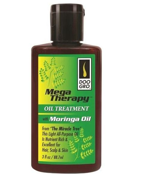 DOO GRO MEGA THERAPY OIL TREATMENT MORNING OIL 3OZ - merry poppins beauty