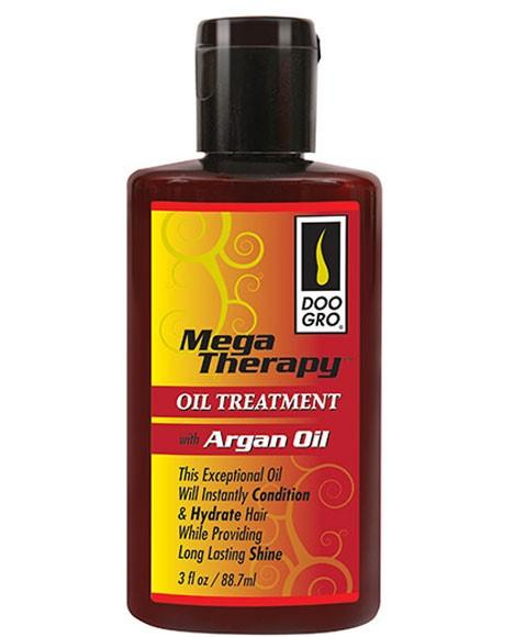 DOO GRO MEGA THERAPY OIL TREATMENT ARGAN OIL 3OZ - merry poppins beauty