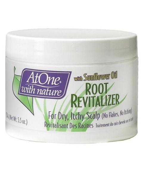 ATONE BOTANICAL SUNFLOWER OIL ROOT REVITALIZER 5.5OZ - merry poppins beauty
