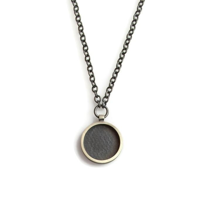 Eclipse Pendant - Amalia Moon Jewelry