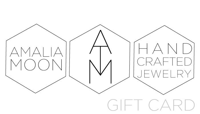 Gift Card - Amalia Moon Jewelry