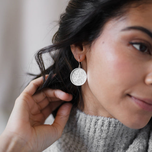 Lunar Earrings - Amalia Moon Jewelry
