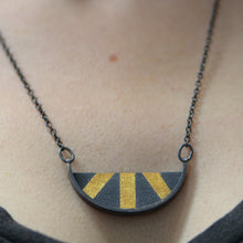 Load image into Gallery viewer, San Slice Necklace - Amalia Moon Jewelry