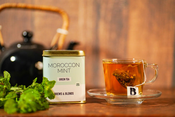 Moroccon Mint Green Tea