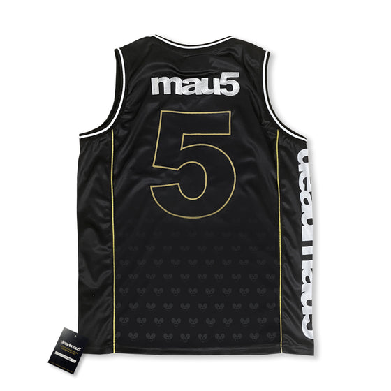deadmau5 - custom basketball jersey