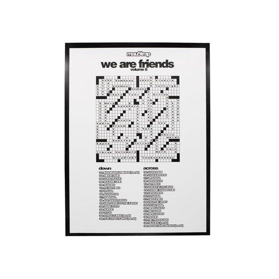 deadmau5 - We Are Friends Poster 008