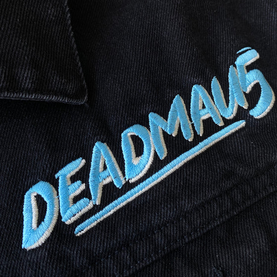 deadmau5 - the hunt - denim jacket