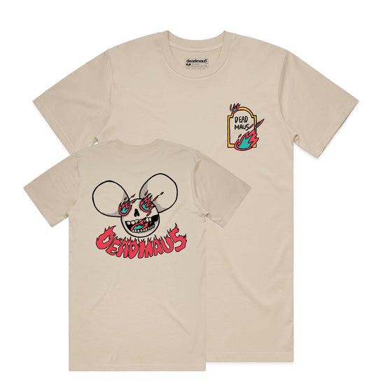 deadmau5 - expired - unisex natural tee