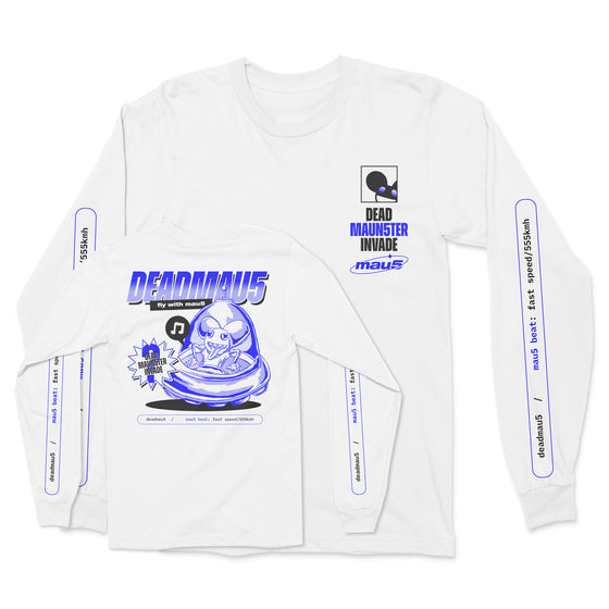 deadmau5 - maun5ter - unisex long sleeve shirt