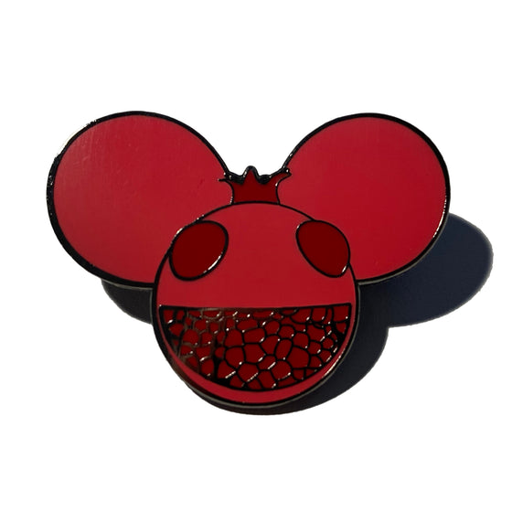 deadmau5 - Pomegranate - Lapel Pin
