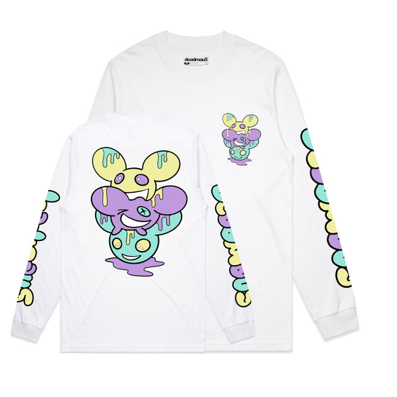 deadmau5 - squishymau5 - long sleeve