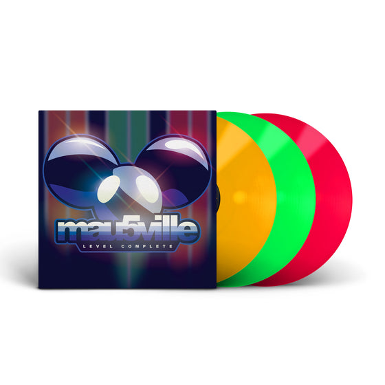 deadmau5 - Mau5ville Complete Series Vinly Box Set