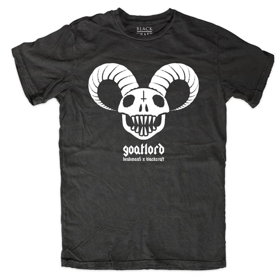 deadmau5 x Blackcraft Cult - Goat - Tee